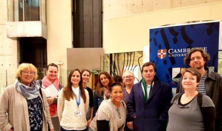 Profesores de CBS Language Academy en Cambridge English Assessment Training