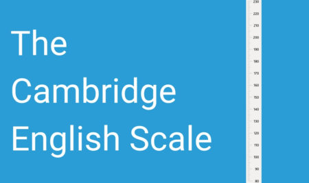 Cambridge English Scale: Nueva escala de puntuación de exámenes de Cambridge