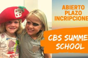 cbs summer school