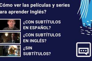 Aprender Inglés subtitulos español ingles o sin subtitulos