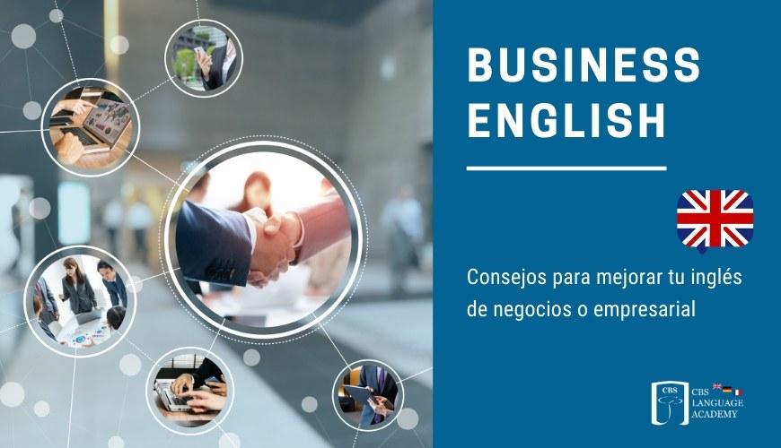 Consejos para mejorar Business English o inglés comercial