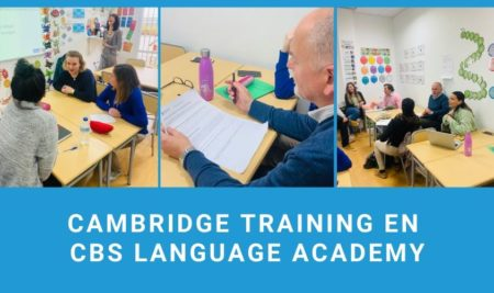 Cambridge Training sobre Motivating Teenagers en CBS Language Academy