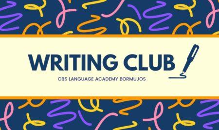 Writing Club en CBS Language Academy