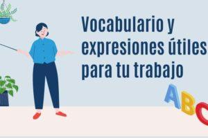 Vocabulario y expresiones útiles para tu trabajo en inglés