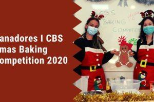 Noticia CBS Language Academy I CBS Xmas Baking Competition 2020