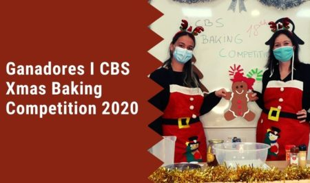 Ganadores I CBS Xmas Baking Competition 2020