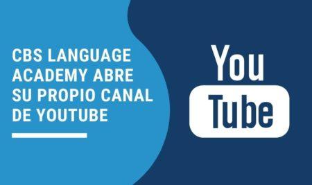 CBS Language Academy ahora también en Youtube