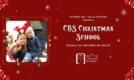Abierto plazo de inscripción de nuestro  I CBS Christmas School 2020 – Escuela de Invierno en inglés