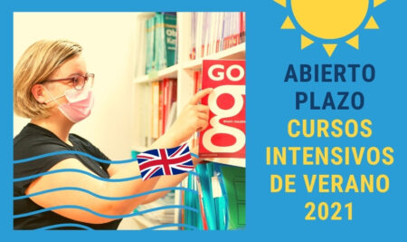 Abierto plazo de matriculación cursos intensivos de Verano 2021